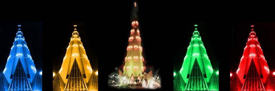 A maior árvore de natal do mundo (1997)